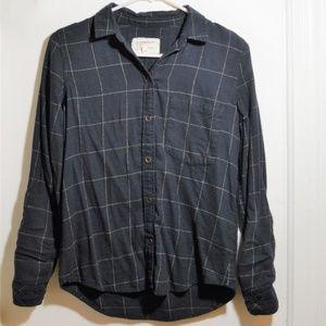 Current/Elliot Button Down Shirt